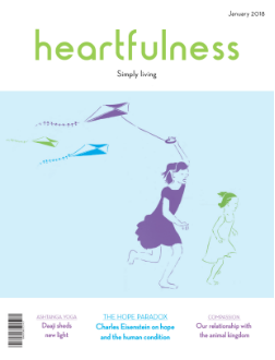 månedens Heartfulness magasin