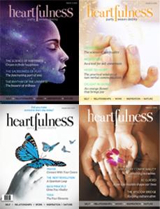 alle udgaver af Heartfulness e-magasiner